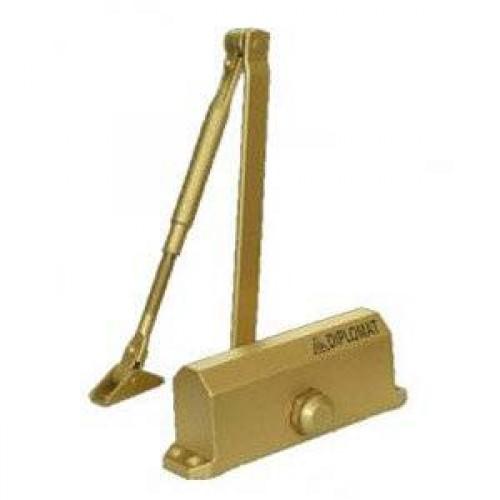 Доводчик Дипломат-603А (до 80 кг морозост.)золото(распродажа)
