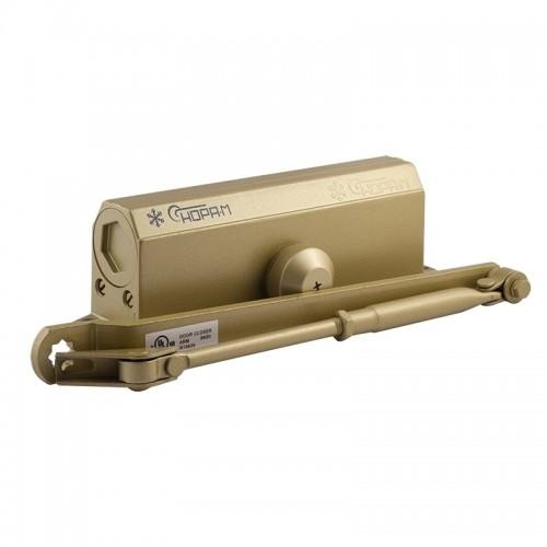 Доводчик Нора-М №4S (до 120 кг)золото