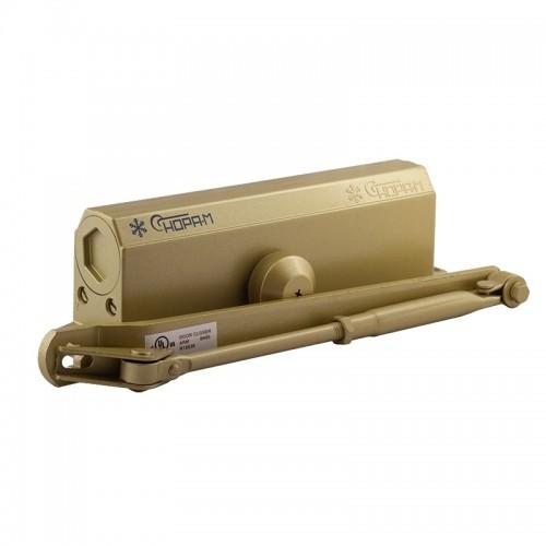 Доводчик Нора-М №5S (до 160 кг)(золото)