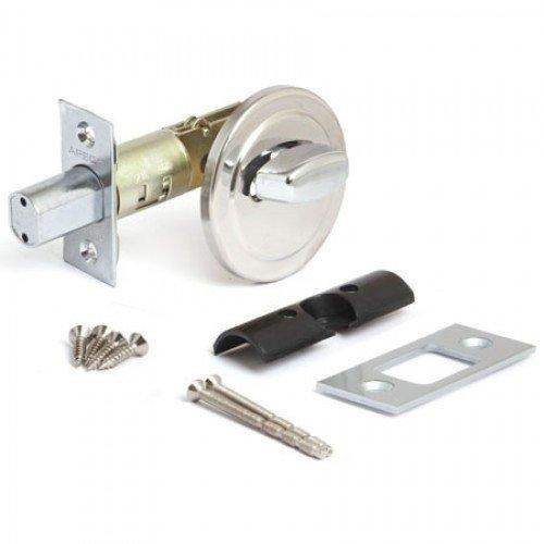 Задвижка дверная Apecs L-0108-CR (D-108-Cr) распродажа