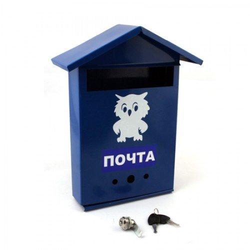 """Ящик почтовый """"Домик"""" с замком"""