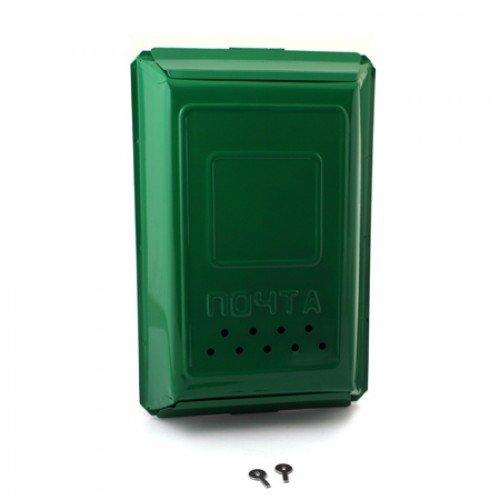 Ящик почтовый с замком (зеленый)