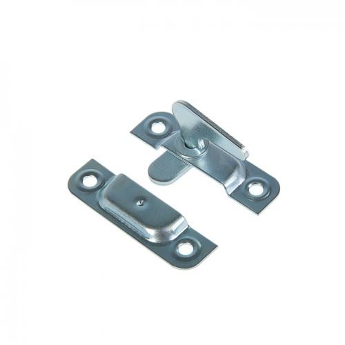 Завертка накладная Кунгур ЗФ-1 цинк (200)