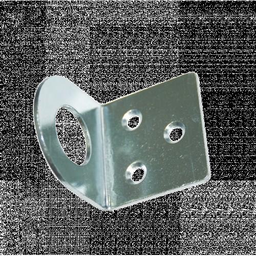 Пробой-ушко гнутое Кунгур 40*75 цинк(штука) (200)