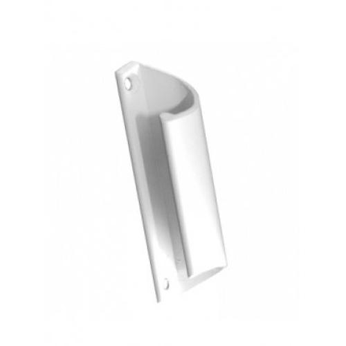 Ручка балконная 302-2 металл (белый)