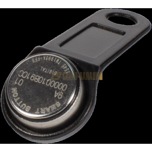 Ключ Touch Memory TM1990F-F5 c пластиковым держателем