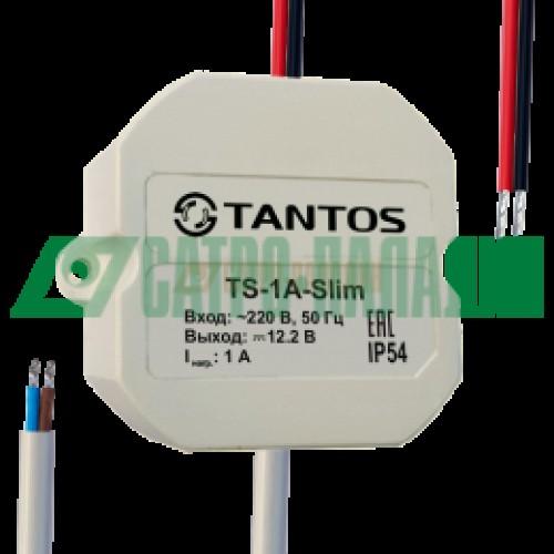 Источник вторичного электропитания (TS-1,5A-Slim)12B,в корпусе IP54.48*56*28мм