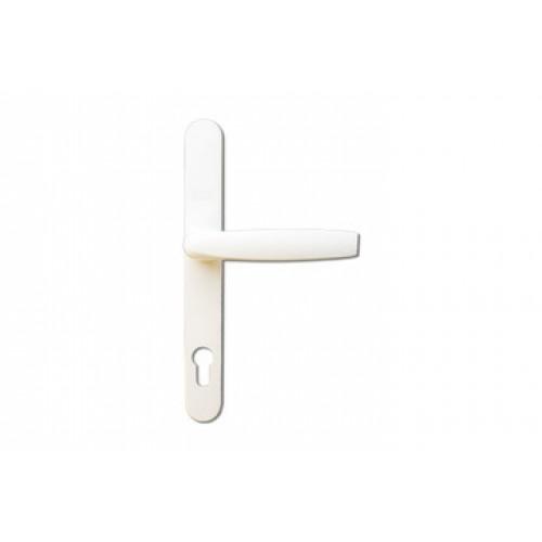 Комплект ручек BREMEN,межосевое расстояние 92 мм, белый RAL 9016