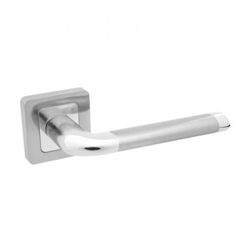 Ручки дверные Code Deco H-22083-A-CRM/CR