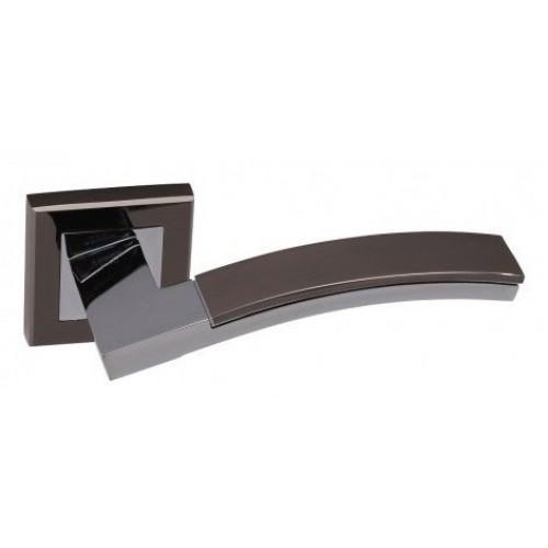 Ручка ADDEN BAU OBRA  Q330 BLACK NICKEL/CHROME (черный никель/хром)