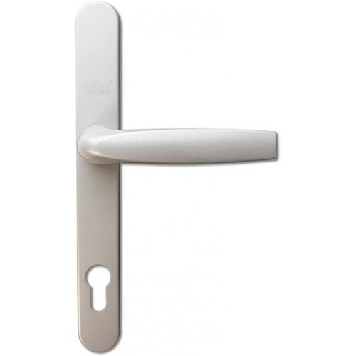 Комплект ручек BREMEN, межосевое расстояние 92 мм,серый RAL 9006